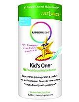 Rainbow Light - Kids' One MultiStars Multivitamin Fruit Punch