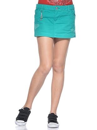 Falda Camilla (Verde)