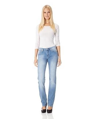 BLUE FIRE Jeans Nina (bleached crinkle)