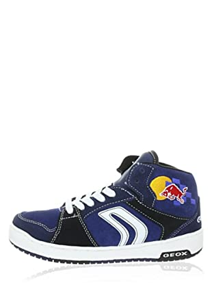 Geox Zapatillas Oracle Red Bull (Azul)