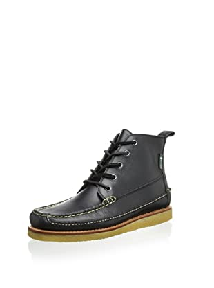 Eastland Men's Stonington 1955 Camp Moc Boot (Black)