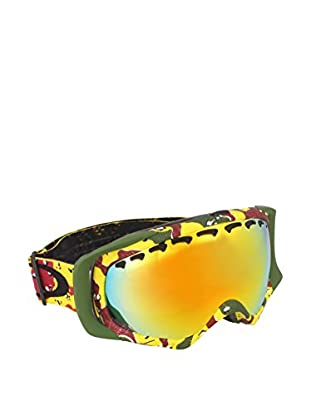 Oakley Máscara de Esquí Crowbar Verde / Amarillo
