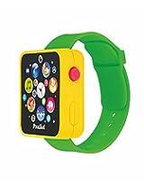Prasid English Learner Smart Watch, Yellow/Green