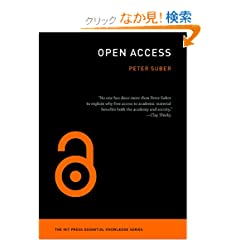 Open Access (MIT Press Essential Knowledge)