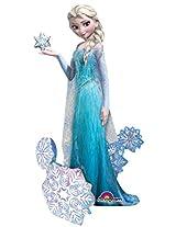 Anagram International Elsa the Snow Queen Air Walker, Multicolor