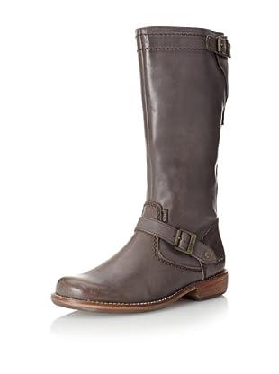 Kickers Women's Rootsboot Boot (Dark Brown)