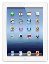 Apple New iPad 64GB Wi-Fi 4G - White #MD371HN/A