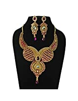Long Rani Haar Necklace Set