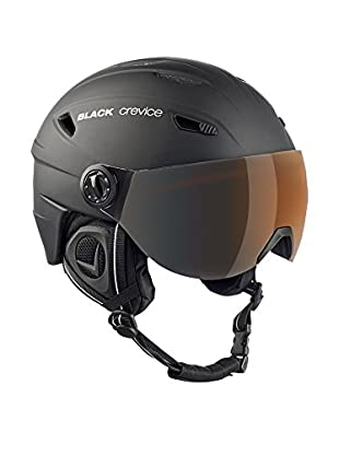 Black Crevice Helm