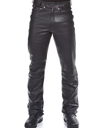 Kenrod Pantalón Piel (negro)