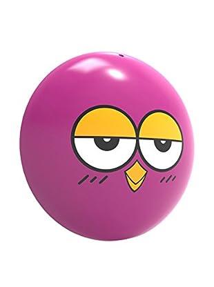 LO+DEMODA Wandtattoo LED Light Purple Owl