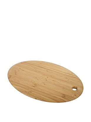 Core Bamboo Oval Pebble Board, Natural, Large
