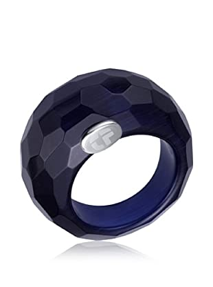 TIME FORCE Anillo TJ1233S01 (Azul)
