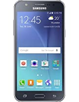 Samsung Galaxy J7 (Black,16 GB)