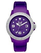 Ice Watch Purple Stone Tycoon Unisex Watch Stpsul10