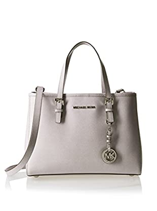 Michael Kors Bolso asa de mano Jet Set Travel Md Ew Tote
