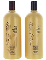 Bain De Terre Passion Flower Color Shampoo and Conditioner, 33.8oz