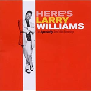 Here's Larry Williams