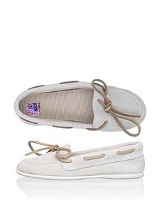 Chuches Kid's Loafer (White)