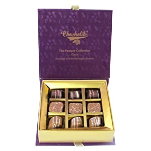 9Pc Belgium Chocolates - Chocholik Belgium Chocolates