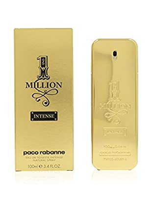 Paco Rabanne Eau de Toilette Hombre 1 Million Intense 100 ml