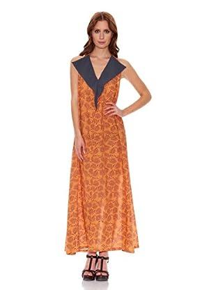 Candora Vestido Patricia (Naranja)