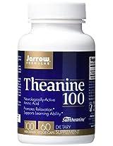 Jarrow Formulas, Theanine 100, 100 mg, 60 Capsules