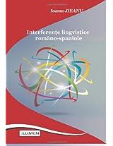 Interferente lingvistice romano-spaniole