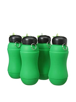 AdNArt Set of 4 Sili-Squeeze (Green)