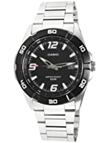 Casio Enticer Analog Black Dial Men's Watch - MTP-1292D-1AVDF (A416)