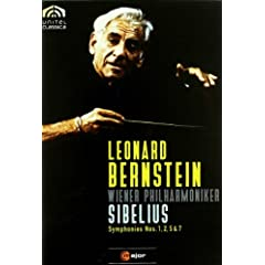 Sibelius: Symphonies Nos 1 2 5 &amp; 7 [DVD] [Import]