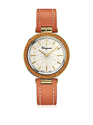 Salvatore Ferragamo Timepieces Reloj de cuarzo Woman Naranja 31 mm
