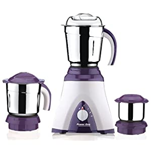 Preethi Power One MG190 A Mixer Grinder-White