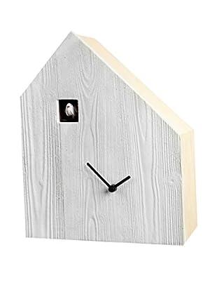 Diamantini & Domeniconi Reloj de Cuco Cemento Blanco
