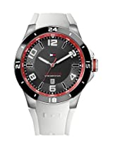 Tommy Hilfiger Analog Black Dial Men's Watch - TH1790864/D