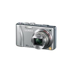 Panasonic デジタルカメラ LUMIX TZ20 1410万画素 広角24mm 光学16倍 3型液晶 GPS フルHD