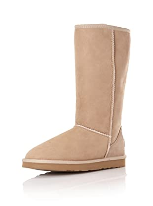 Australia Luxe Collective Women's Classic Cosy Long Sheepskin Boot (Sand)