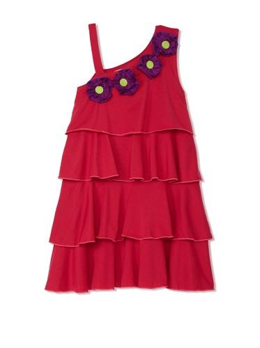 Lilo Girl's Poetic Dress (Pink)