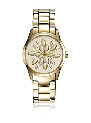 Esprit Orologio al Quarzo Woman Secret Garden Gold 30 mm