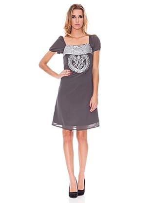 Tonalá Vestido Sauce (gris)