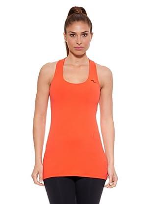 Naffta Camiseta Tirantes Fucama (Naranja)