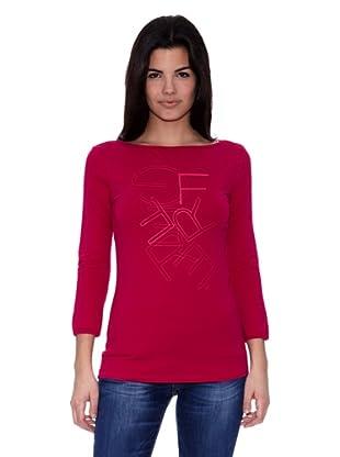 Ferrè Camiseta Manga Larga (Fucsia)