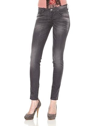 Fornarina Jeans Strech (Grau)