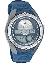 Fastrack Analog-Digital Blue Dial Men Watch - ND4050PP01J