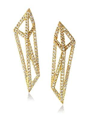 Monique Péan Diamond Pavé Earrings