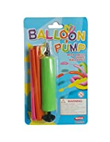 Kids Twist and Shape Balloons with Balloon Pump. Make amazing objects like animals, vehicles.
