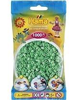 Bulk Buy:Hama Light Green 207 11 Color Midi Beads 1,000 Count (3 Pack)