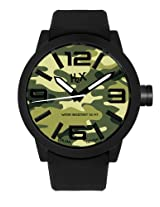 H2X Turbina Analog Camouflage Dial Men's watch - SN395UCA