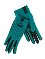 ISO Isotoner Women's Smartouch Technology Gloves Pea XL