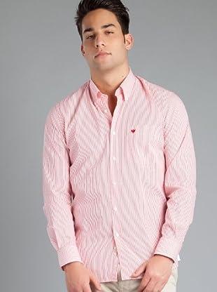 Caramelo Camisa Leiy (Rojo)